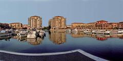 Port Ariane de la ville de Lattes