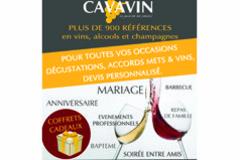 Cavavin Mauguio vous conseille pour vos évènements privés ou professionnels près de Montpellier (® cavavin)