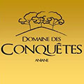 Domaine des Conquêtes à Aniane produit des vins IGP Pays de l'Hérault en blanc, rosé et rouge de manière respectueuse de l'environnement.
