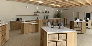 Le Domaine des Conquêtes à Aniane produit des vins IGP Pays de l'Hérault en blanc, rosé et rouge de manière respectueuse de l'environnement.(®Domaine des Conquêtes)