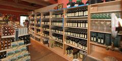 Boutique produits régionaux montpellier comme l'Huilerie confiserie Olidoc de Clermont l'Hérault (® networld-Fabrice Chort)