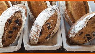 Boulangerie Mas Saint Pierre Lattes organise des ventes de Foie gras et pains spéciaux les 10, 17 et 23 décembre.