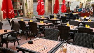 Café Léon Montpellier Restaurant de terroir propose sa nouvelle carte à déguster en terrasse ou en salle en centre-ville.