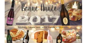 Cavavin Mauguio propose une sélection d'effervescents pour accompagner les galettes des rois, brioches et panettones aux portes de Montpellier.(® cavavin)