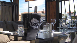 Hippy Market Café à Sète réouvre ses portes le 19 mai