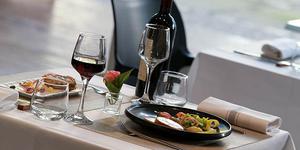 Le restaurant L'Instant Présent à La Grande Motte vous reçoit aux horaires normaux.(® SAAM fabrice Chort)