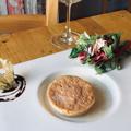 L'Epicurien Frontignan Restaurant propose sa terrine de Saint Jacques fait Maison.