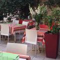 La Croq'au Sel Gallargues restaurant présente son nouveau Menu aux saveurs estivales à déguster en terrasse avec les beaux jours (® la croq au sel)
