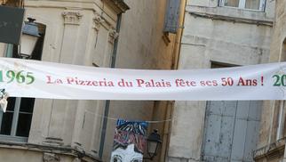 La Pizzeria du Palais Montpellier fête ses 50 ans