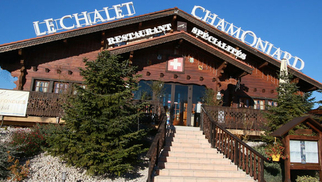 Le Chalet Chamoniard Montpellier est ouvert face au CGR Lattes. (® networld-fabrice chort)