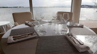 Le Grand Large Balaruc Restaurant de cuisine fait maison annonce son Menu Saint Valentin.(® SAAM*fabrice Chort)