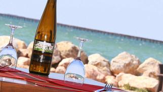 Le Marin Bouzigues sort de nouvelles recettes d'été à déguster au restaurant.(® networld-fabrice Chort)
