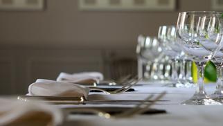 Le Mazerand Lattes propose son Menu Saint Valentin du 13 et 14 février à déguster au restaurant dans un cadre d'exception.(® SAAM-fabrice Chort)