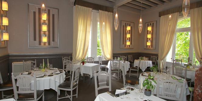 Le Mazerand Lattes Restaurant gastronomique réputé aux portes de Montpellier vous prépare un délicieux menu pour la Saint-Valentin.(® SAAM-fabrice Chort)