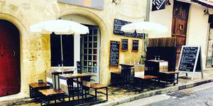 Le Passé Composé Montpellier restaurant à découvrir en centre-ville proche de la rue de l'Aiguillerie.(® passé composé)