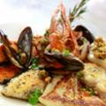 Le restaurant Le Petit Lézard Palavas propose une cuisine traditionnelle à base de poissons (® le petit lézard)