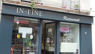Le restaurant In-Fine à Frontignan propose la vente à emporter (® SAAM fabrice Chort)