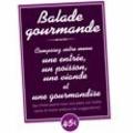 Le restaurant Les Gourmands Montpellier propose le Menu Balade à 45 €.