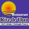 Le restaurant Les Rives de Thau à Bouzigues réouvre sa terrasse le 19 mai