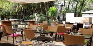 Les beaux jours approchent au restaurant la Jalade de Montpellier.(® SAAM-fabrice Chort)