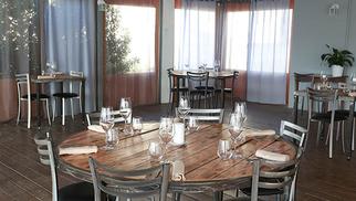 Marée Haute Frontignan Restaurant de cuisine fait maison ouvre sa terrasse pour profiter des beaux jours en dégustant la cuisine gourmande du chef Christophe Pembroke.(® SAAM-Fabrice Chort)
