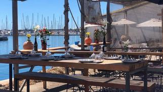 Le restaurant Oh Gobie à Sète ouvre sa terrasse le 19 mai.