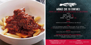 Le restaurant Oh Gobie à Sète propose de la vente à emporter.