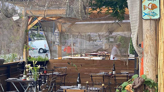 Oh Gobie à Sète propose un voyage musical et culturel en plus de sa cuisine gourmande.( ® facebook Oh Gobie)