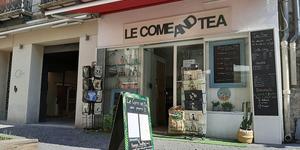 Notez que les horaires d'ouverture ne changent pas au Come and Tea Montpellier.