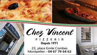 Pizzeria Chez Vincent Montpellier ouvre sa terrasse le 19 mai