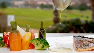 Repas à gagner à la Brasserie la Garrigue de Juvignac avec Resto-Avenue et France Bleu Hérault (® SAAM-fabrice Chort)