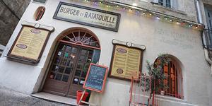Gagnez un restaurant pour 2 à Montpellier avec Resto-Avenue en écoutant l'émission de cuisine de France Bleu Hérault. Cette semaine, c'est le restaurant Burger et Ratatouille qui offre les repas mis en jeu.(® SAAM fabrice CHORT)