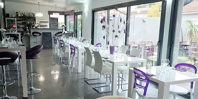 Repas à gagner au restaurant l'Aubergine avec Resto-Avenue et France Bleu Hérault ( ® SAAM-fabrice Chort)