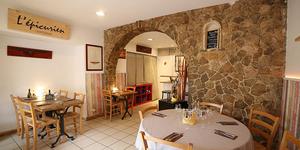 Repas à gagner au restaurant L'Epicurien avec Resto-Avenue et France Bleu Hérault(® SAAM-Fabrice Chort)