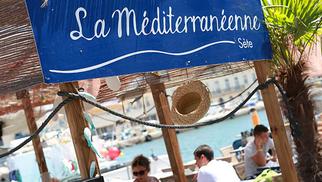Gagnez un restaurant pour 2 à Sète avec Resto-Avenue en écoutant l'émission de cuisine de France Bleu Hérault. Cette semaine, c'est le restaurant La Méditerranéenne à Sète qui offre les repas mis en jeu.(® SAAM-fabrice Chort)