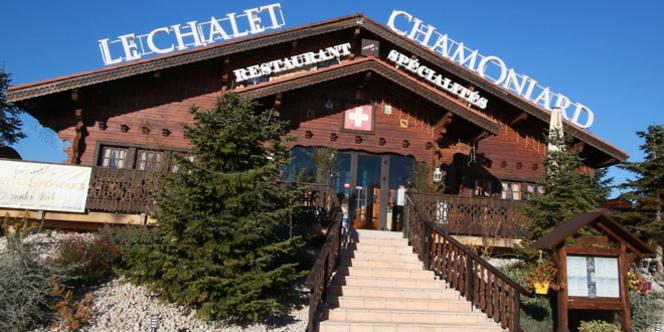 Repas à gagner au restaurant avec Resto-Avenue et France Bleu Hérault au Chalet Chamoniard Lattes( ® SAAM-fabrice Chort)