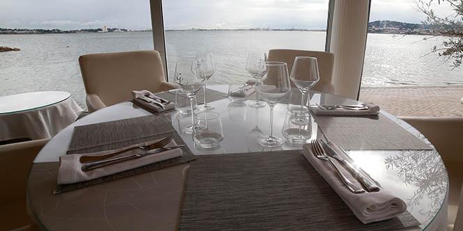 Repas à gagner au restaurant Le Grand Large de Balaruc avec Resto-Avenue et France Bleu Hérault (® SAAM-fabrice CHORT)