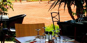 Restaurant La Jalade est un havre de paix au cœur de Montpellier.(® SAAM fabrice Chort)