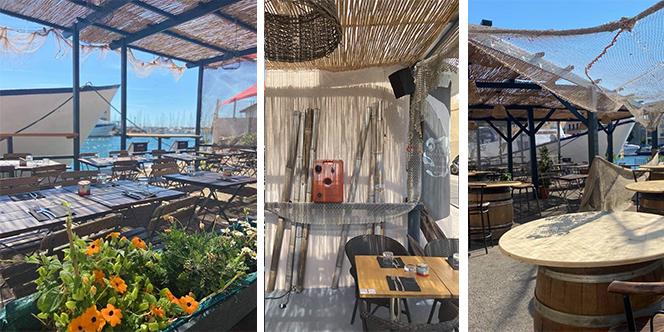 Le restaurant Oh Gobie s'agrandit à Sète.