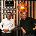 Au Bureau Montpellier Restaurant à Odysseum est dirigé par Vincent Liébart et Philippe Jean. (® SAAM-fabrice Chort)