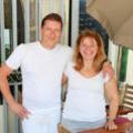 Chez Alex et Lucie Bouzigues Restaurant de poissons dirigé par Alex et Lucie Anor.(® networld-fabrice chort)