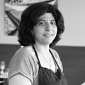 La Cettoise Montpellier Restaurant de poissons et de spécialités sétoises avec une cuisine fait maison est gérée par Fouzia Sakrani. Elle dirige aussi le restaurant La Méditerranéenne à Sète.(® SAAM-fabrice Chort)
