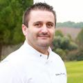La Garrigue Juvignac Restaurant et Brasserie Club House sur le golf de Fontcaude présente le chef exécutif Grégory Doucey.(® SAAM-fabrice Chort)