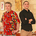 Le Ban des Gourmands Montpellier restaurant traditionnel au centre-ville de cuisine du marché est dirigé par Jacques Delèpine et Jonathan Marchais (® networld-fabrice Chort)