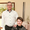 Le Clos des Oliviers de Saint Gély du Fesc restaurant gastronomique aux portes de Montpellier est dirigé par Sylvie et Didier Latour (® NetWorld-Fabrice Chort)