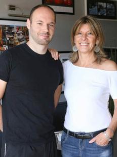 Le Dauphin Grau du Roi restaurant de poissons et fruits de mer est dirigé par Dominique et Julien Mercier. (® networld-fabrice chort)