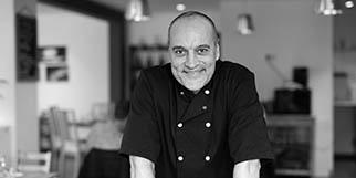 Le restaurant La Maison à Lattes spécialisé dans les grillades au feu de bois est géré par André Birembaut. (® SAAM-fabrice Chort)