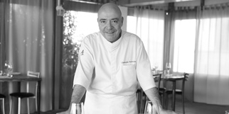 Marée Haute Frontignan Restaurant cuisine fait maison est dirigé par Christophe Pembroke.(® SAAM-fabrice Chort)