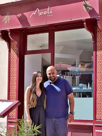 MEOLI restaurant sicilen à Castelnau est géré par Maud et Damien.(® SAAM fabrice CHORT)