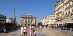 Guide des restaurants du centre-ville de Montpellier (® SAAM)